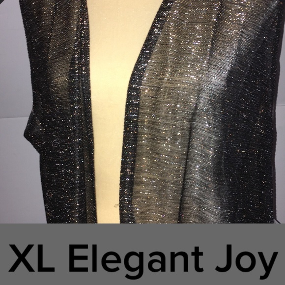 LuLaRoe Jackets & Blazers - LULAROE XL ELEGANT JOY